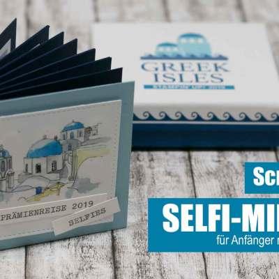 Ein Minibook für viele Selfies