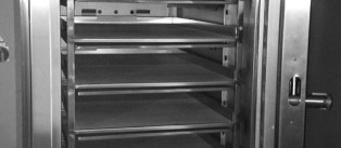HEUFT OVEN,  THERMICAL OIL OVEN,  THERMISCHE OLIE OVEN, GOUET, PARCHIM, HEIN
