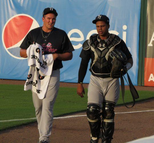 Jonathan_Holder and Isaias_Tejeda