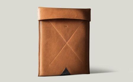 Hard Graft backup iPad case
