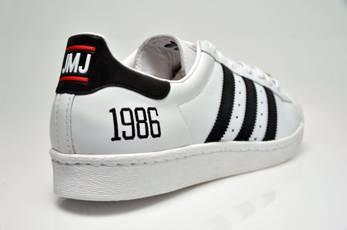 "cf4f2e39750 Run DMC x adidas ""My adidas"" 25th Anniversary Superstar 80s"