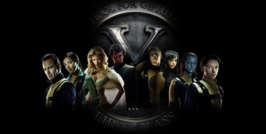 X-Men First Class, The Movie