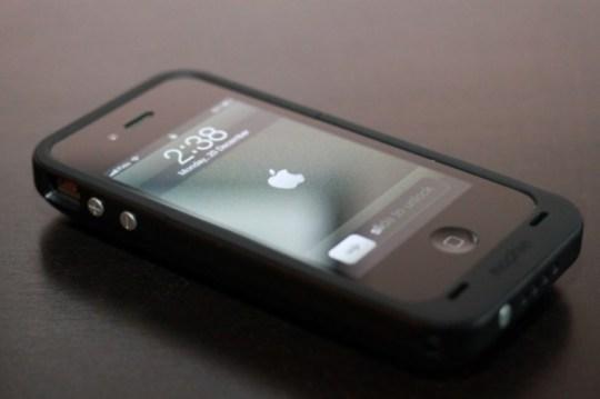 Mophie JuicePack Air iPhone 4s