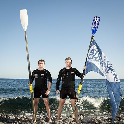 Soneravnorge, a Norwegian duo, Emil Eide Eriksen and Trond Bratland Erichsen