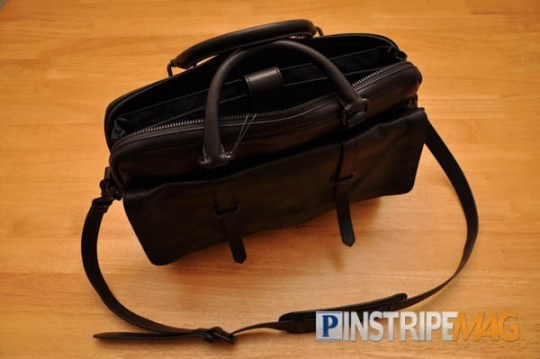Ben Minkoff URZ Genuine Leather Computer Bag