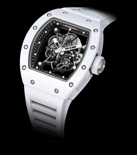 RM-055 Bubba Watson, Richard Mille Timepiece