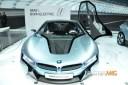 BMW i8 Concept Spyder, Front End, NY International Car Show 2012