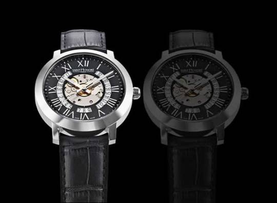 the New Trocadéro Luxury Timepiece for Men, by SAINT HONORE