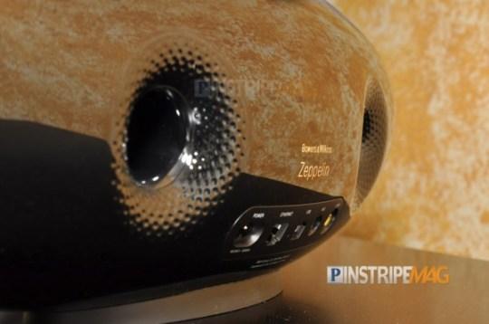 Zeppelin Air iPod speaker dock review, Bowers & Wilkins