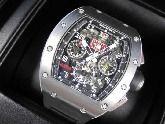 Richard Mille, RM 011 Felipe Massa Flyback Chronograph, limited edition