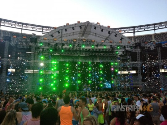 The Electric Daisy Carnival NYC 2012, Photo by Ronald Lee