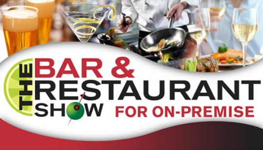 The 13th Annual Bar & Restaurant Show at the Jacob Javits Center June 26th and 27th