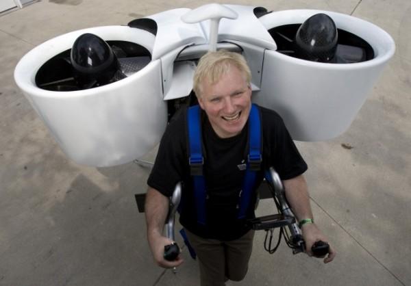 The Martin Jetpack, Glen Martin