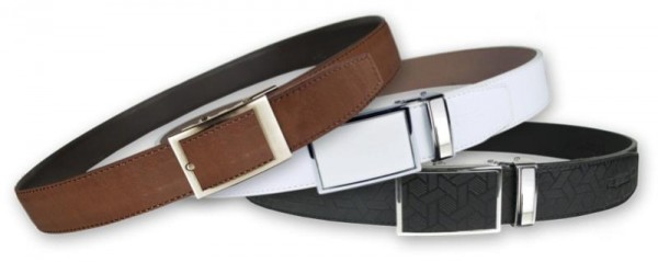 Nexbelt Go-In Golf series, the belt without holes
