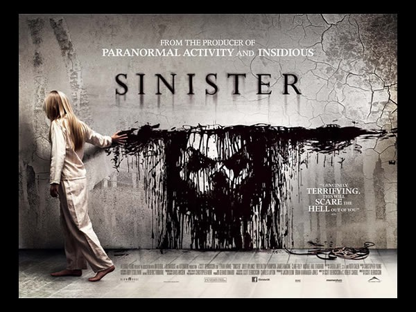 Sinister, a Movie review 2012