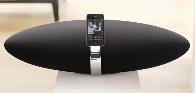 Bowers & Wilkins Zeppelin Air iPod,iPhone speakerdock