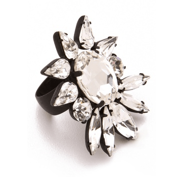 Noir Jewelry Nightfall Cocktail Ring