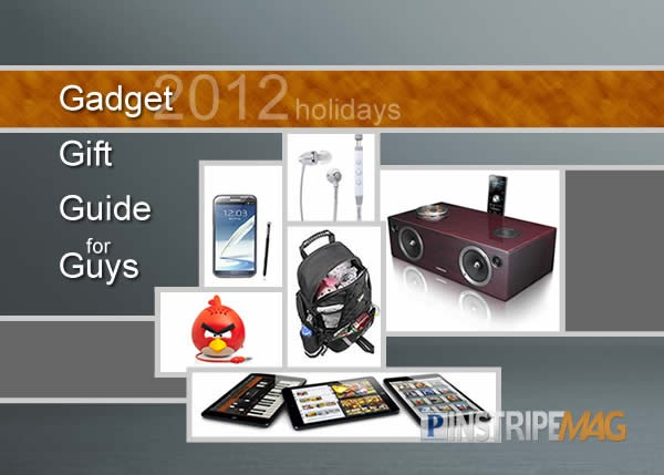 PM's Gadget Gift Guide for Guys 2012