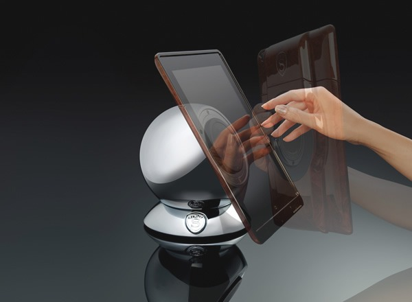 PM Gadget Gift Guide for Guys 2012, STRUT LaunchPort iPAD Charging System