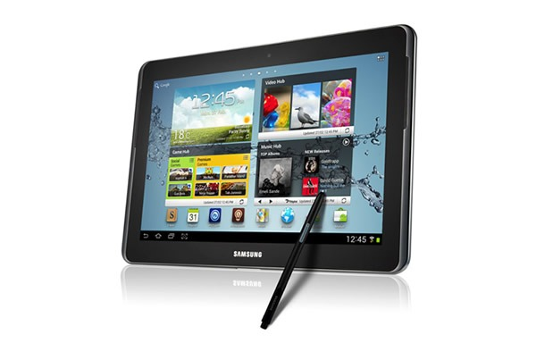 Holiday Gadget Gift Guide for Guys 2012, Samsung Galaxy Note 10.1 Tablet