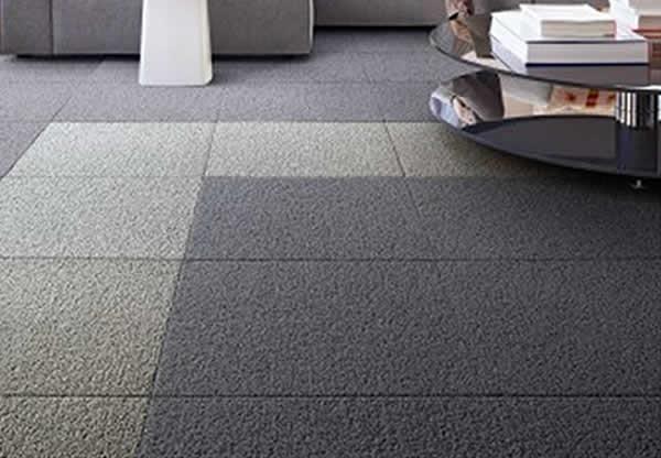 Flor Modular Carpeting for your Man Cave