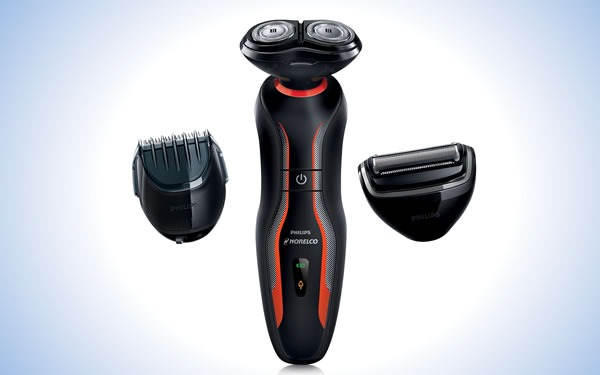 Philips Norelco Click and Style razor