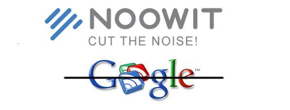 NOOWIT A Google Reader Alternative with a Brain