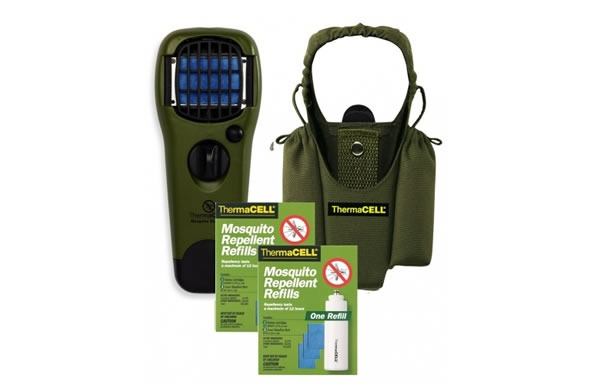 Father's Day Gear and Gadget Gift Guide, ThermaCell Mosquito Repellent Device