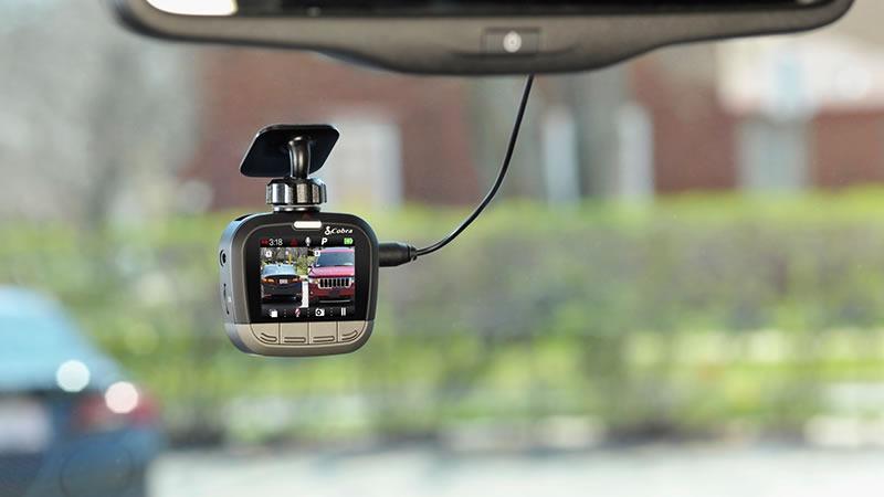 Cobra drive HD Dual Channel Dash Cam Review