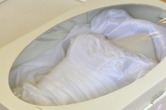 Our Written Guarantee Is Honored By Certified Wedding Gown Specialists Around The World And Includes Free Pressings When To Be Used Again