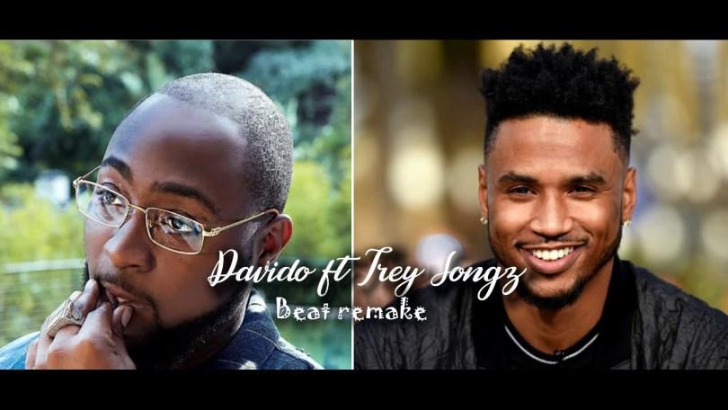 Davido ft Trey Songz - Wetin You say (Instrumental)