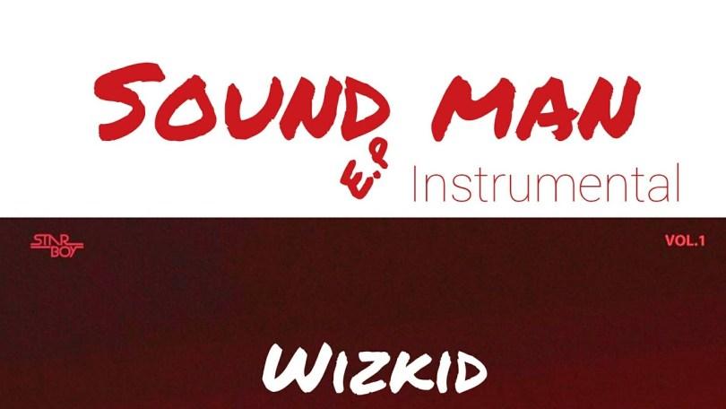 Wizkid ft Kel P - Mine (Instrumental + Hook)