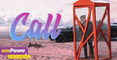 Joeboy - Call Mp3 Download