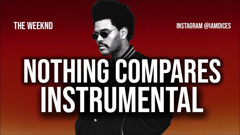 The Weeknd Nothing Compares Instrumental Mp3 Download