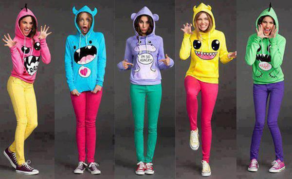Camisetas_y_Sudaderas_Monstruitos_colores_PintandoUnaMama