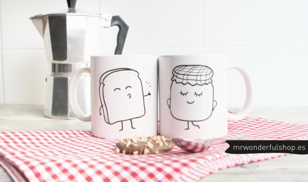 Taza_Tostada_Mermelada_Mr_Wonderful_PintandoUnaMama