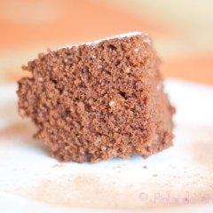 Brownie de Chocolate Fácil en Microondas