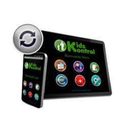 KidsKontrol – La aplicación móvil para la gestión de tus hijos
