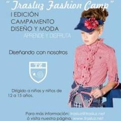 I Campamento de Diseño y Moda para niñas y niños