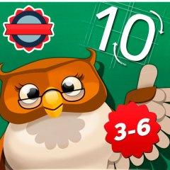 Cuenta hasta diez: aprende los números con Montessori de Seven Academy