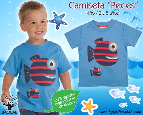 camiseta_peces_LePetitBaobab_PintandoUnaMama