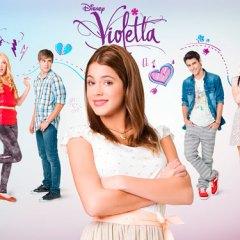 Wrappers Gratuitos de Violetta para un cumpleaños de chicas