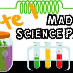 Una Fiesta de Cumpleaños de Científicos Locos Parte 1