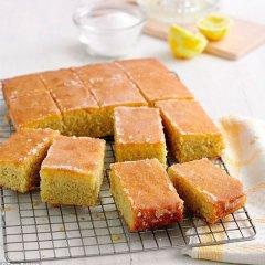 Deliciosa Tarta-Bizcocho de Limón