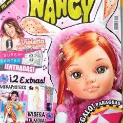 La muñeca Nancy ya tiene su propia Revista