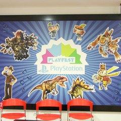 Diversión Total en la Playfest de Sony PlayStation