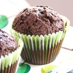 Riquísimas Magdalenas de Chocolate Sin Gluten