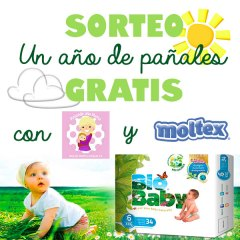 a16a5e710 Un Año de Pañales Gratis con Moltex y Pintando Una Mamá