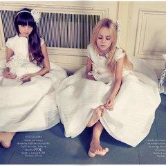 Vestidos de Comunión de Niña de El Corte Inglés 2014