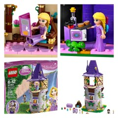 Princesas Disney de LEGO